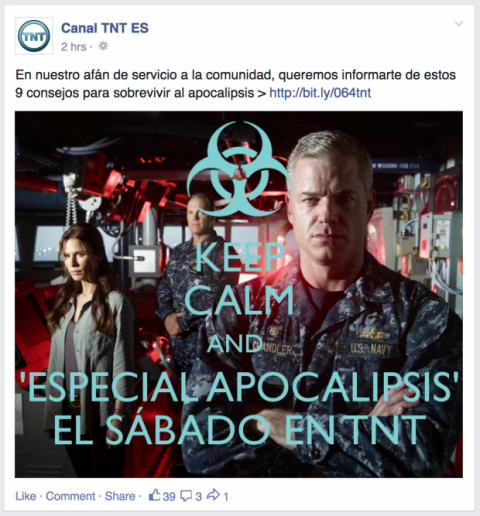 ebola TNT