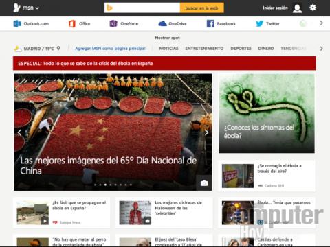 Nuevo MSN de Microsoft