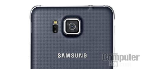 Samsung Galaxy Alpha sensor pulsaciones
