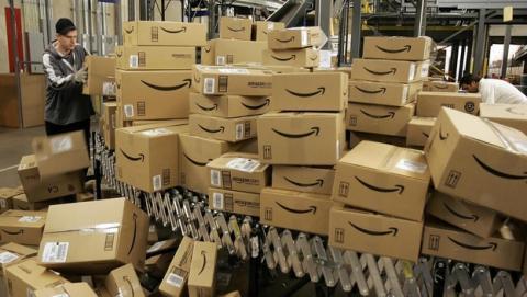 Amazon ya entrega pedidos en el mismo día, en Madrid, con el servicio Entrega Hoy.