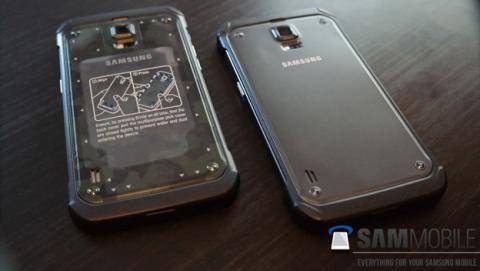 Samsung Galaxy S5 Active prepara su desembarco en Europa