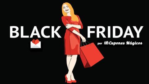 Cupones Mágicos te ofrece las mejores ofertas Black Friday