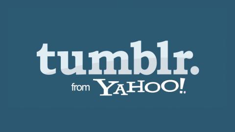 Tumblr para Yahoo