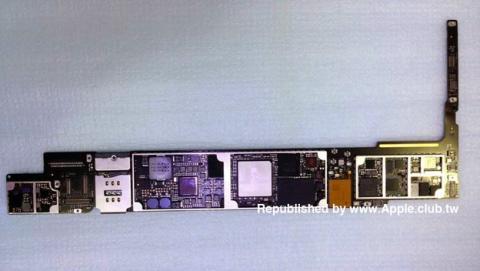iPad Air 2 confirma nuevo procesador A8X y Touch ID (fotos).