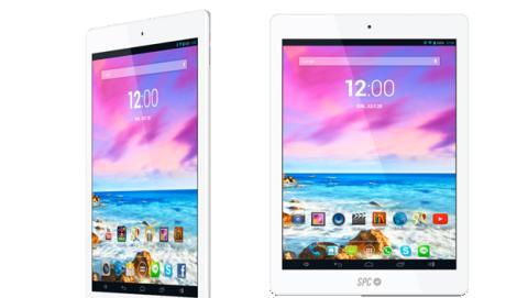 Glow 9.7 Slim: presentado nuevo tablet ultracompacto de SPC
