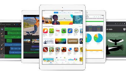 Nuevos Ipad Air y iPad Mini Retina