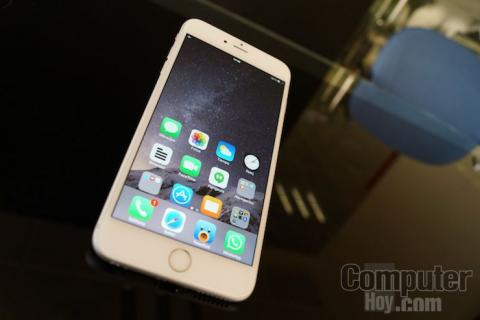 reachabilty iphone 6 plus