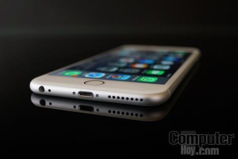 iphone 6 plus altavoz