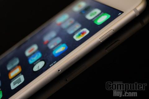 iphone 6 plus boton de encendido