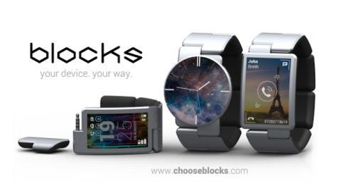 Blocks podría lanzar primer smartwatch modular pronto