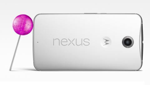 Nexus 6 es oficial, Google presenta su nuevo smartphone.