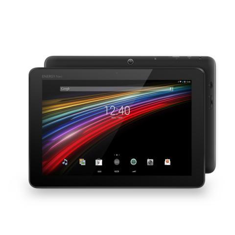 Energy Sistem presenta su Energy Tablet Energy Neo 10 3G
