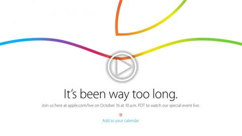 Sigue la Keynote de Apple en directo