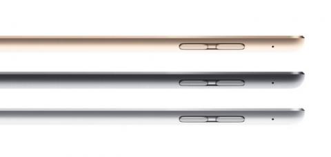 Modelos iPad Air