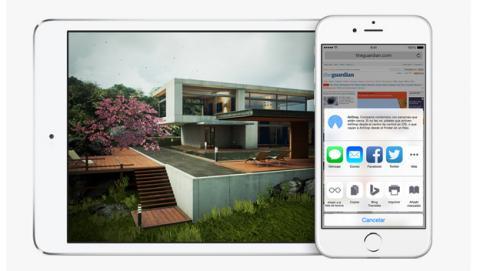iOS 8.1 se podrá descargar gratis el lunes 20 de octubre