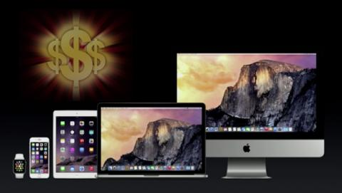 Precios de iPad, iPhone, MacBook y iMac