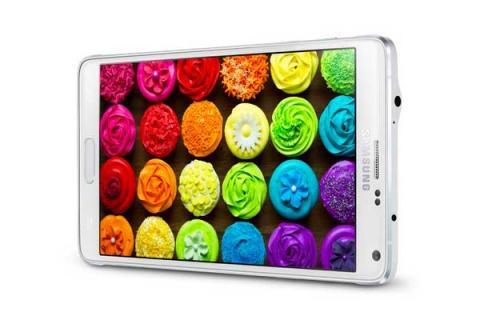 Pantalla Galaxy Note 4