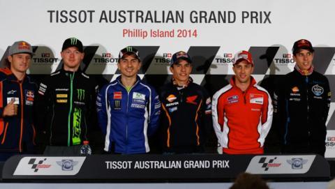 Dónde ver online MotoGP: Gran Premio de Australia 2014