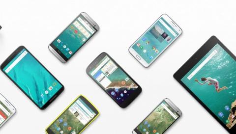 Actualizar a Android 5 Lollipop