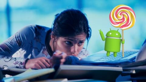 Ya disponible el SDK de Android 5.0 Lollipop.