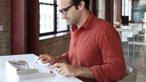 Hemingwrite, la máquina de escribir... con tinta electrónica y sin papel.