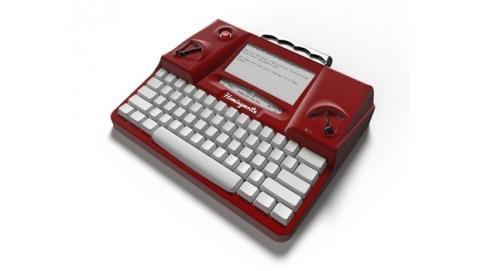 Hemingwrite, máquina de escribir con tinta electrónica