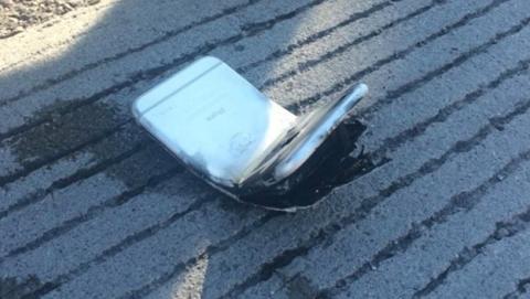 Le explota iPhone 6 en el bolsillo provocándole quemaduras