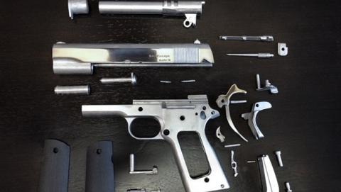 A prisión por crear armas en Japón con impresora 3D