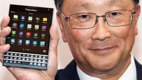 Lenovo podría hacer una oferta por BlackBerry esta semana