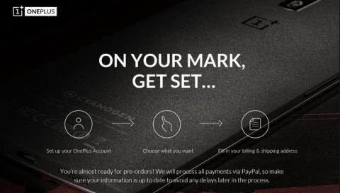 Reservas OnePlus One