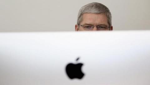 Apple da seguimiento a búsquedas de usuarios