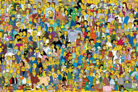 app Simpsons World