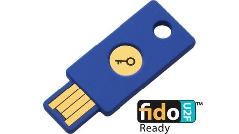 Google mejora la autentificación en dos pasos de sus cuentas Google con la llave USB física FIDO U2F.
