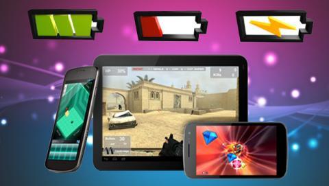 Los 7 juegos que más batería consumen en tu iPhone y Android