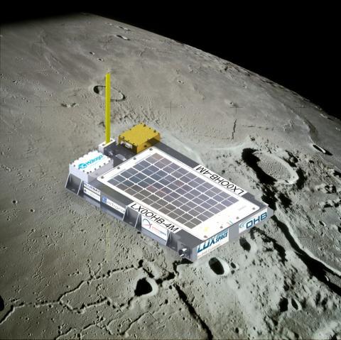 Misión privada Luna