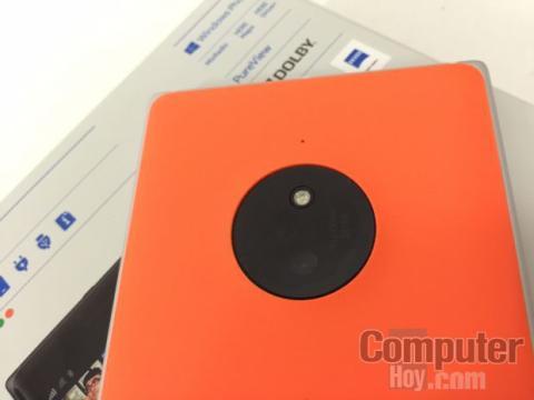 lumia 830 camara