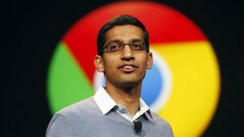 Sundar Pichai toma el mando de todos los productos Google.