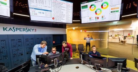 Entramos en Kaspersky Lab, el búnker de cazadores de virus.