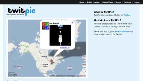 TwitPic cierra, Twitter salva sus fotos en el último minuto.