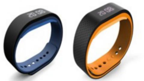 Lenovo Smartband SW-B100, la nueva pulsera cuantificadora.