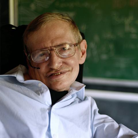 Stephen Hawking en su muro de Facebook