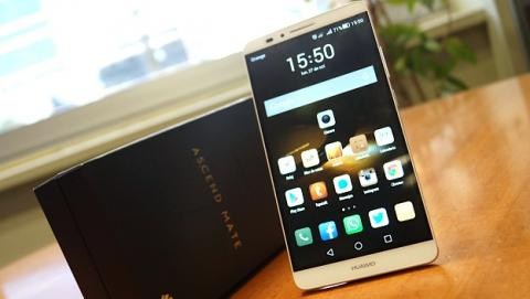 Probamos el Mate 7, la bestia china