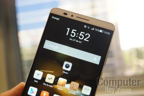 Huawei Ascend Mate 7 pantalla