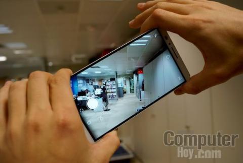 Huawei Ascend Mate 7 cámara