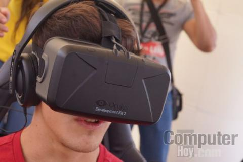 Oculus Rift en Renault Techno Experience