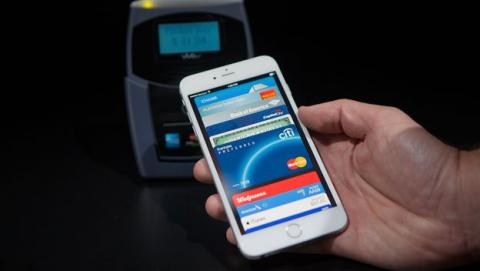 Apple Pay registra 1 millón de activaciones en 3 días