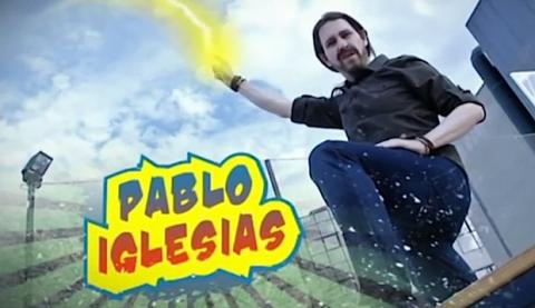 Disfraz Pablo Iglesias