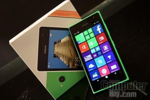 Diseño Lumia 735