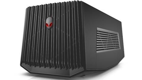 amplificadora gráficos alienware