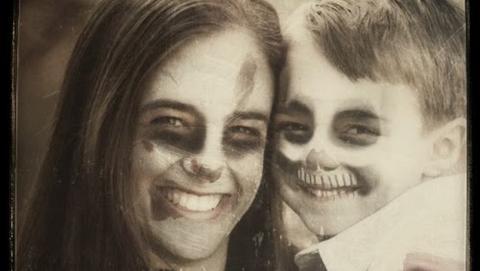 Google+ le pone maquillaje de Halloween a tus fotos.